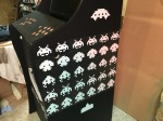 Applying Space Invaders graphics