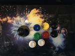 Player 2 controls